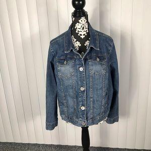 Lane Bryant Jean Jacket size 18